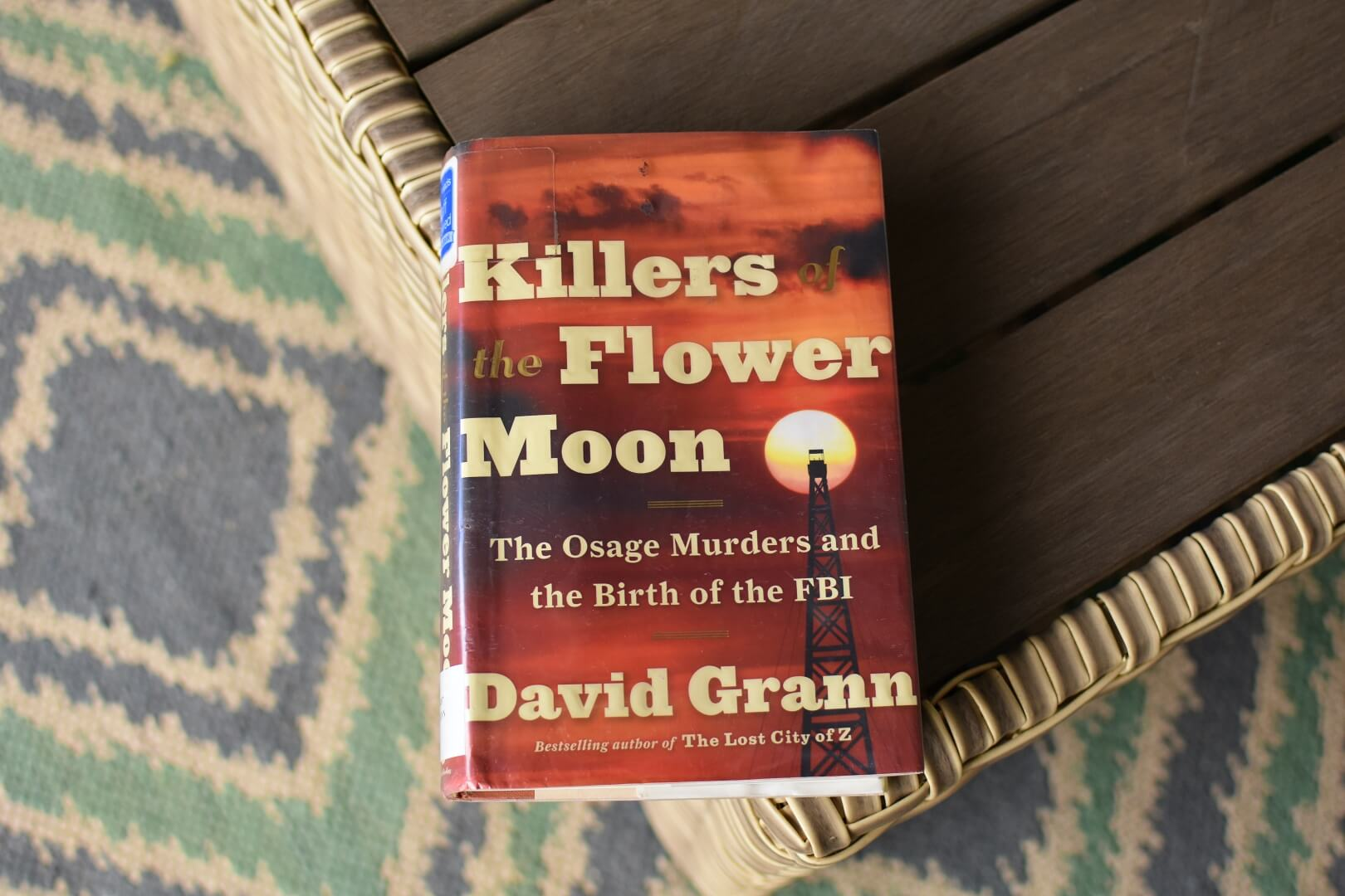 review killers of the flower moon - book club chat