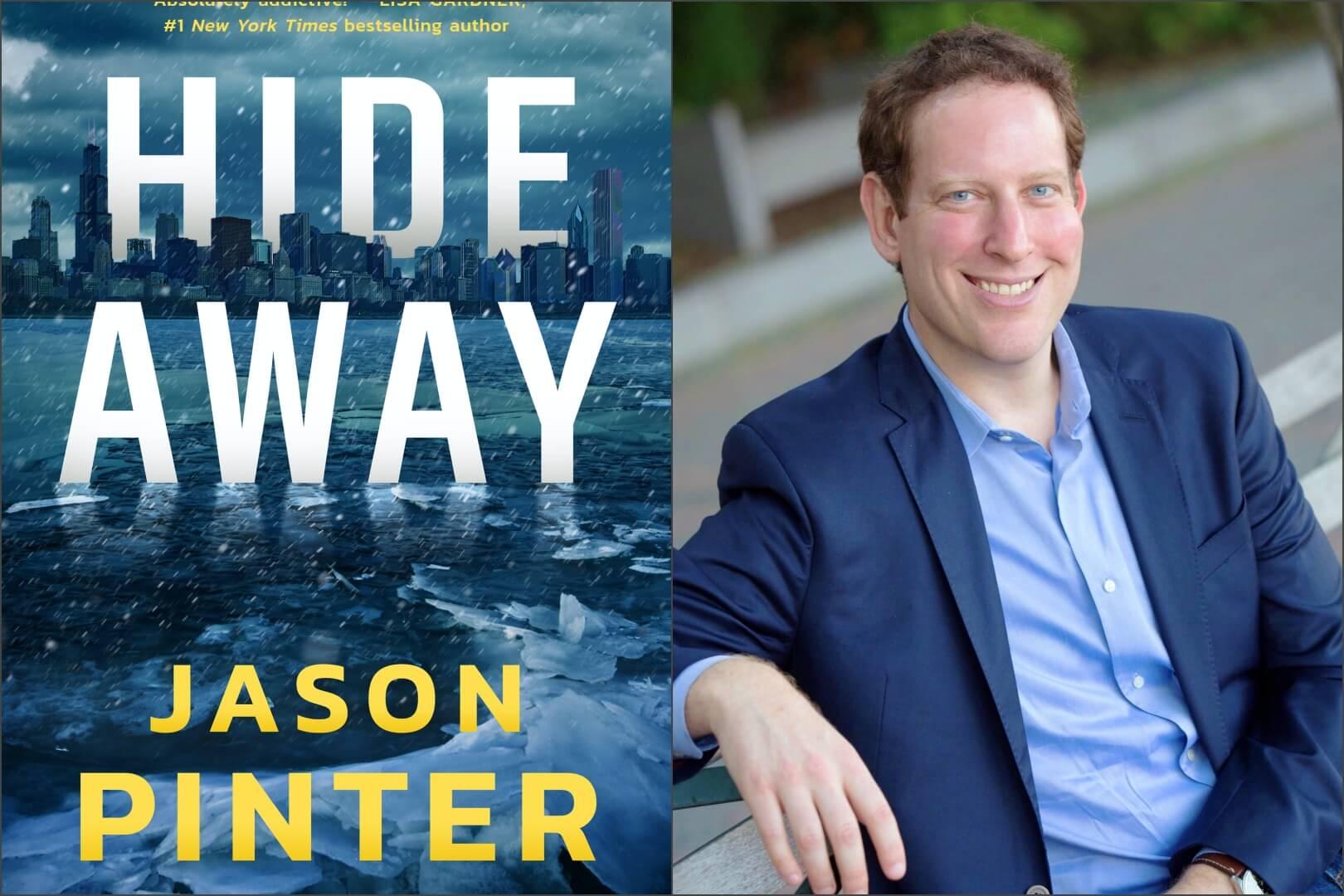 Jason pinter author Q&A - book club chat
