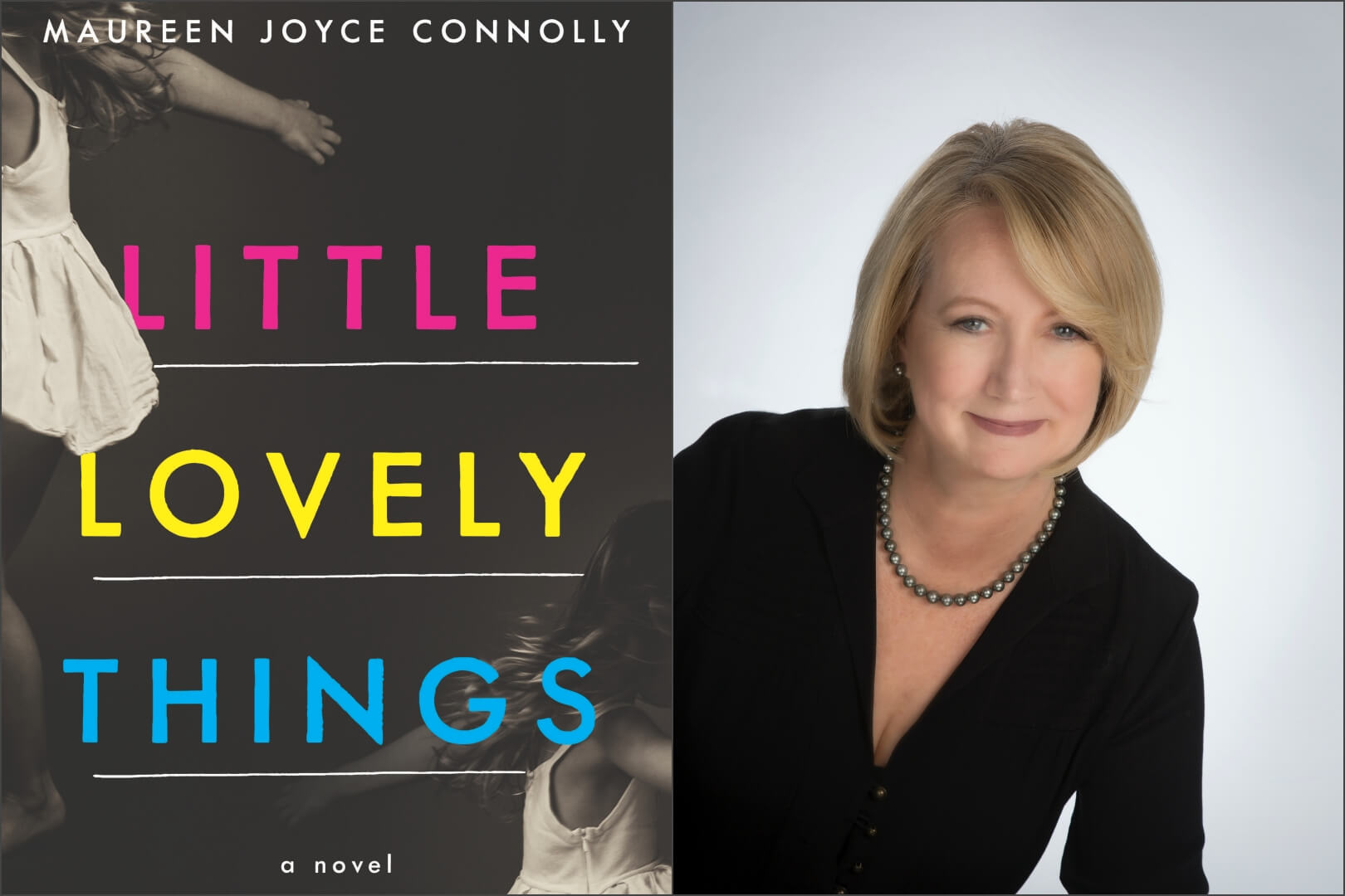 Maureen Joyce Connolly interview - book club chat