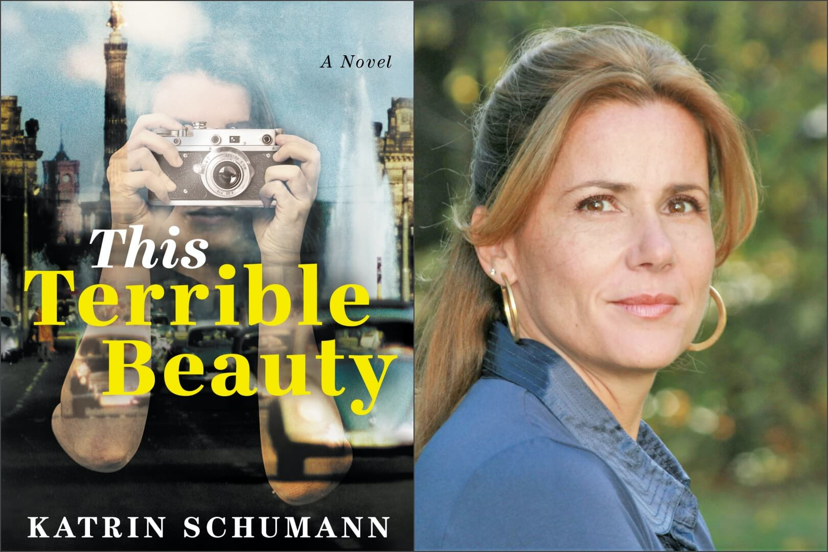 katrin schumann - this terrible beauty - book club chat