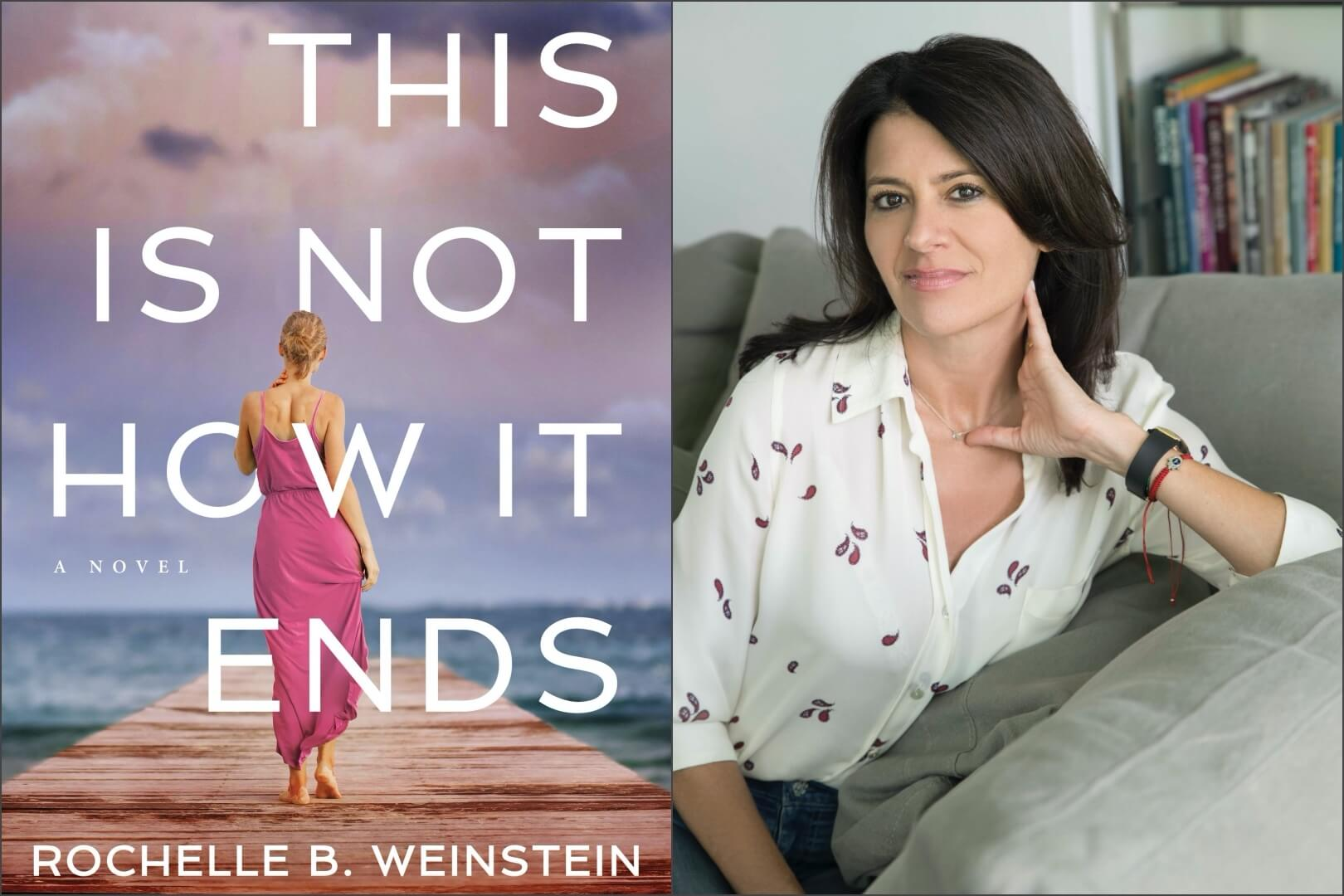 rochelle weinstein author interview - book club chat