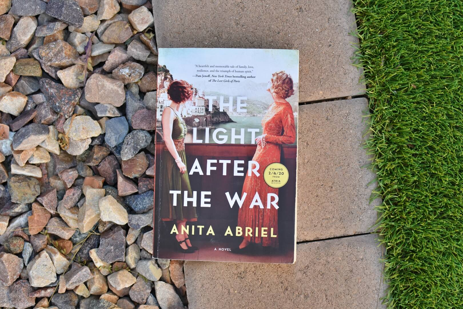 the light after the war book club questions - book club chat