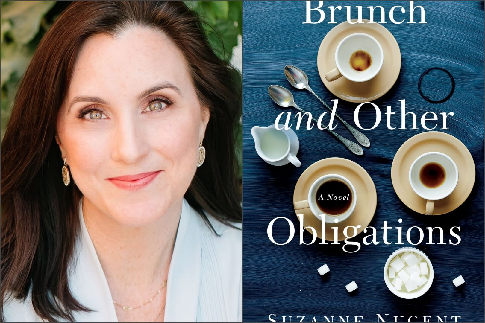 author suzanne nugent - book club chat