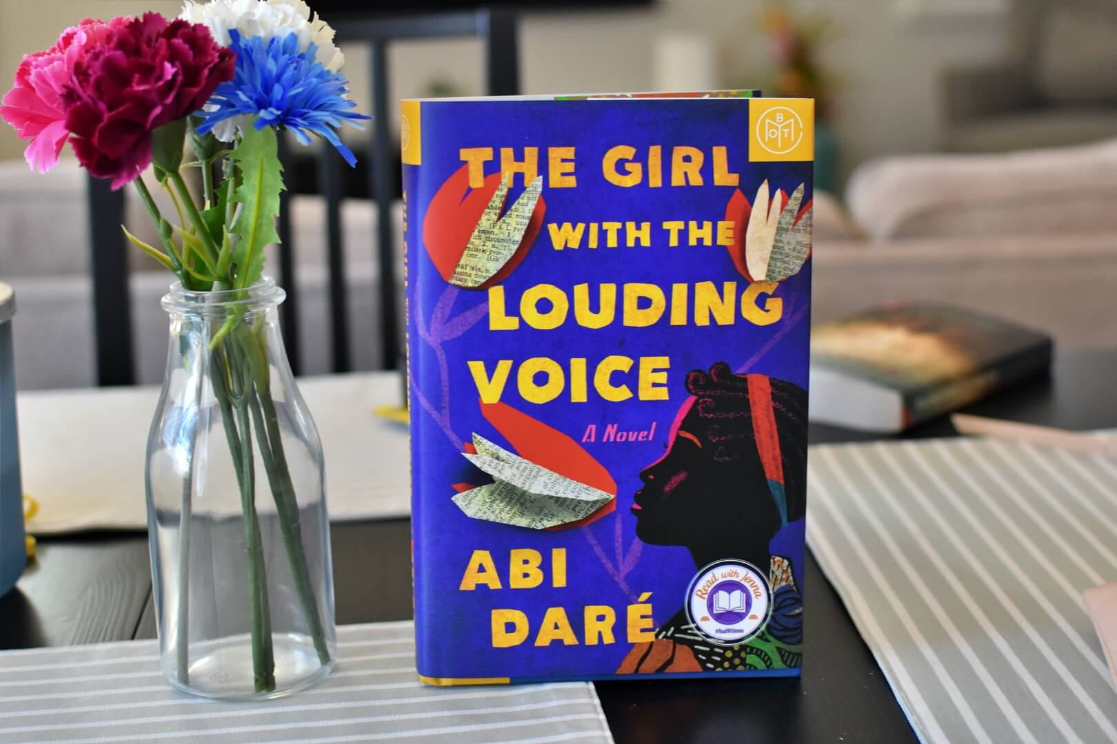 the girl with the louding voice - abi dare