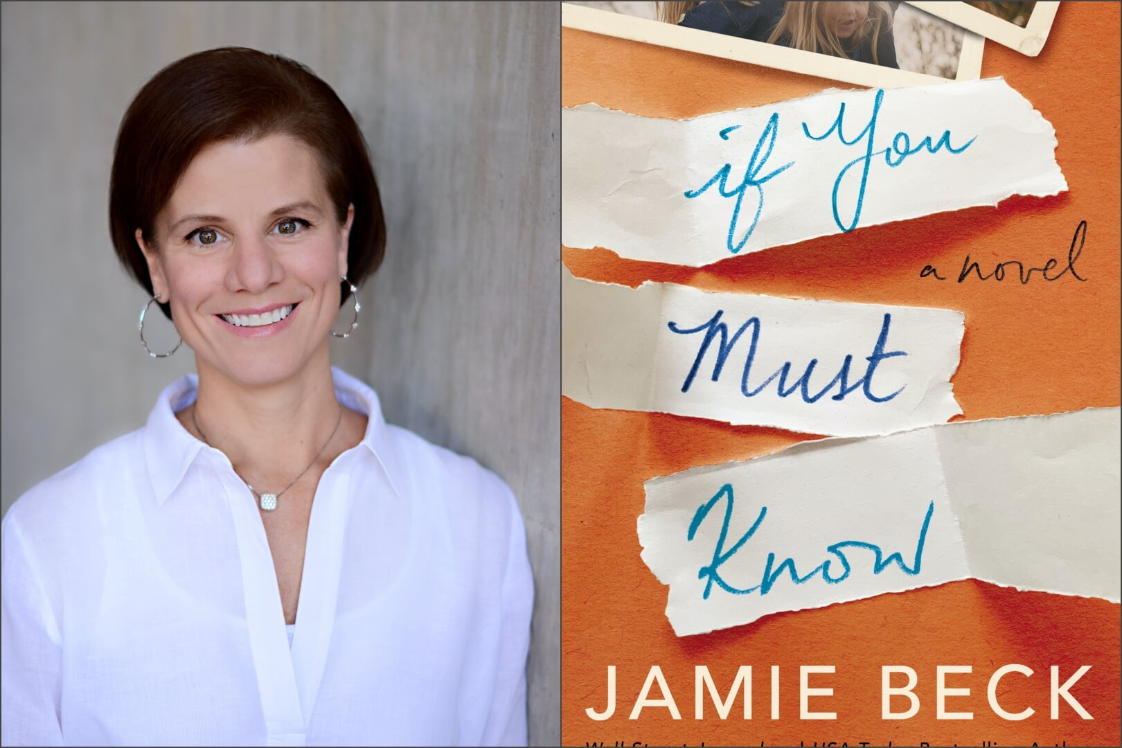 jamie beck - interview- book club chat