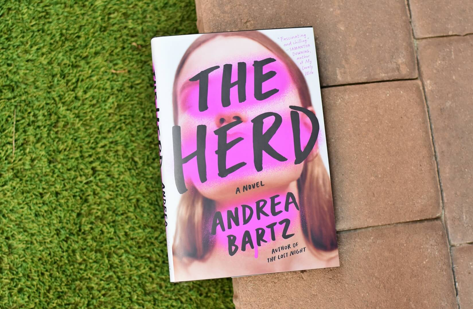 review the herd - book club chat