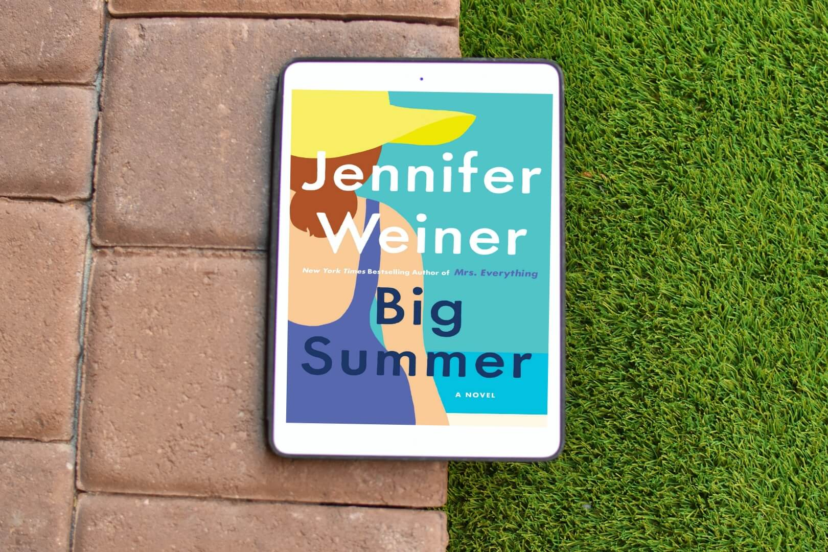 big summer review - book club chat