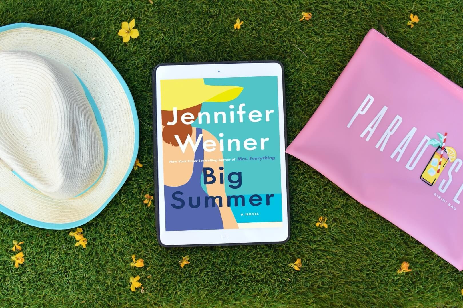 book club questions big summer - book club chat