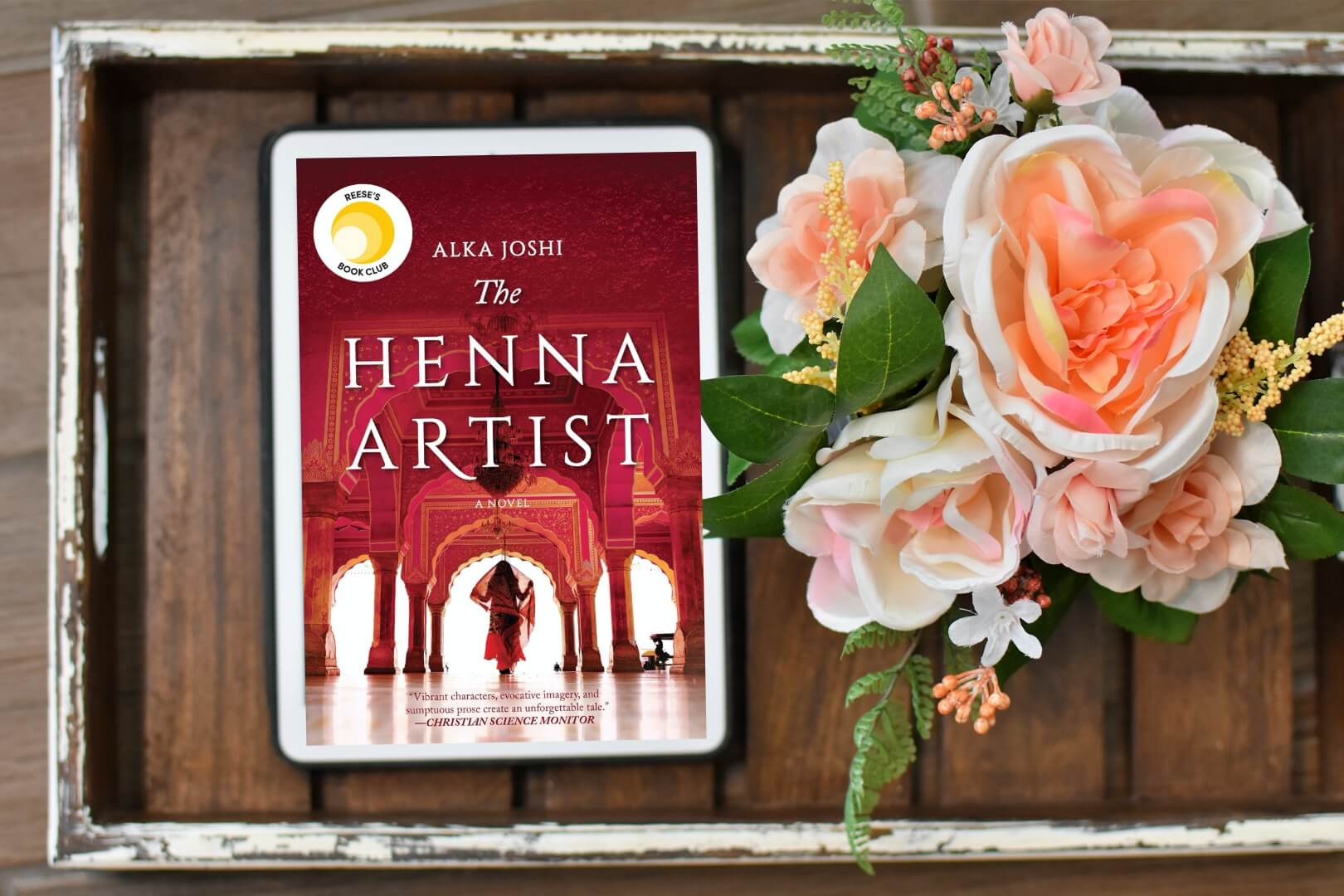Book Club Questions For The Henna Artist By Alka Joshi Book Club Chat