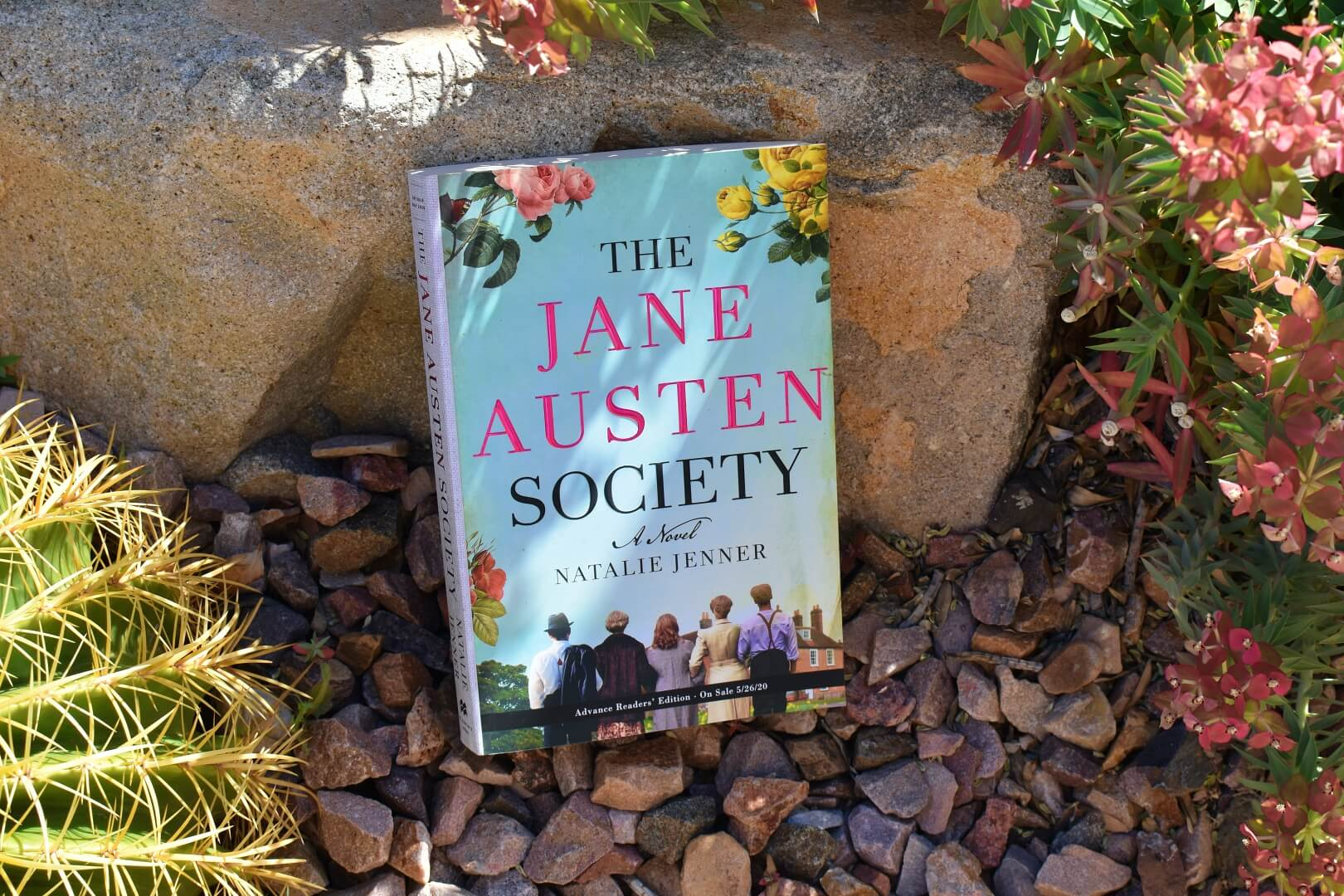 book review jane austen society - book club chat