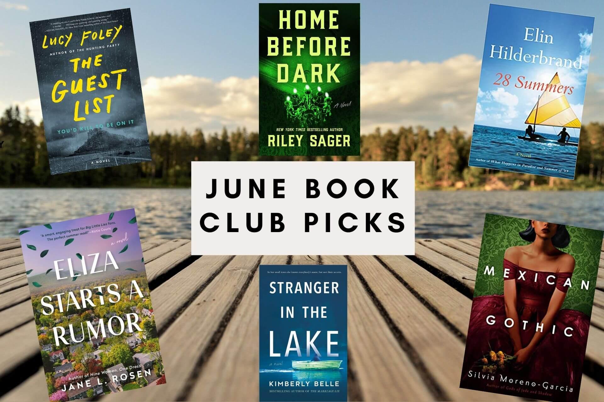 june book club picks 2020 - book club chat