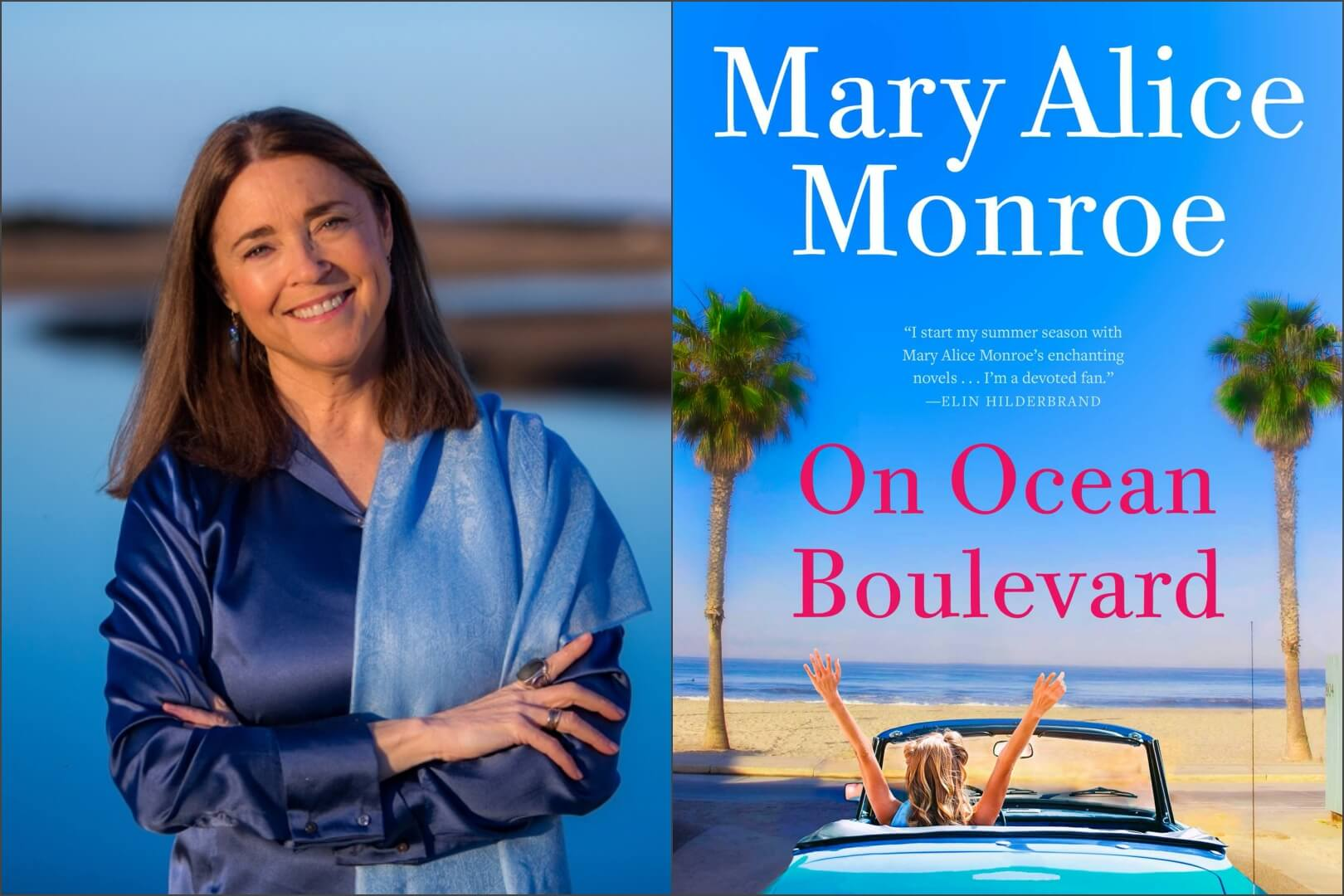 mary alice monroe interview - book club chat