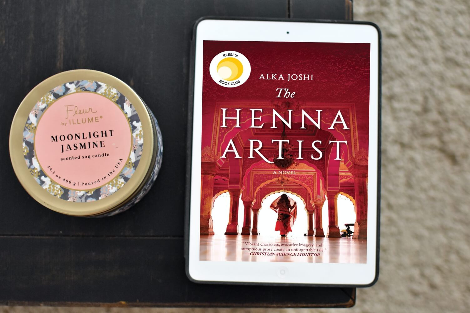 the henna artist review - book club chat