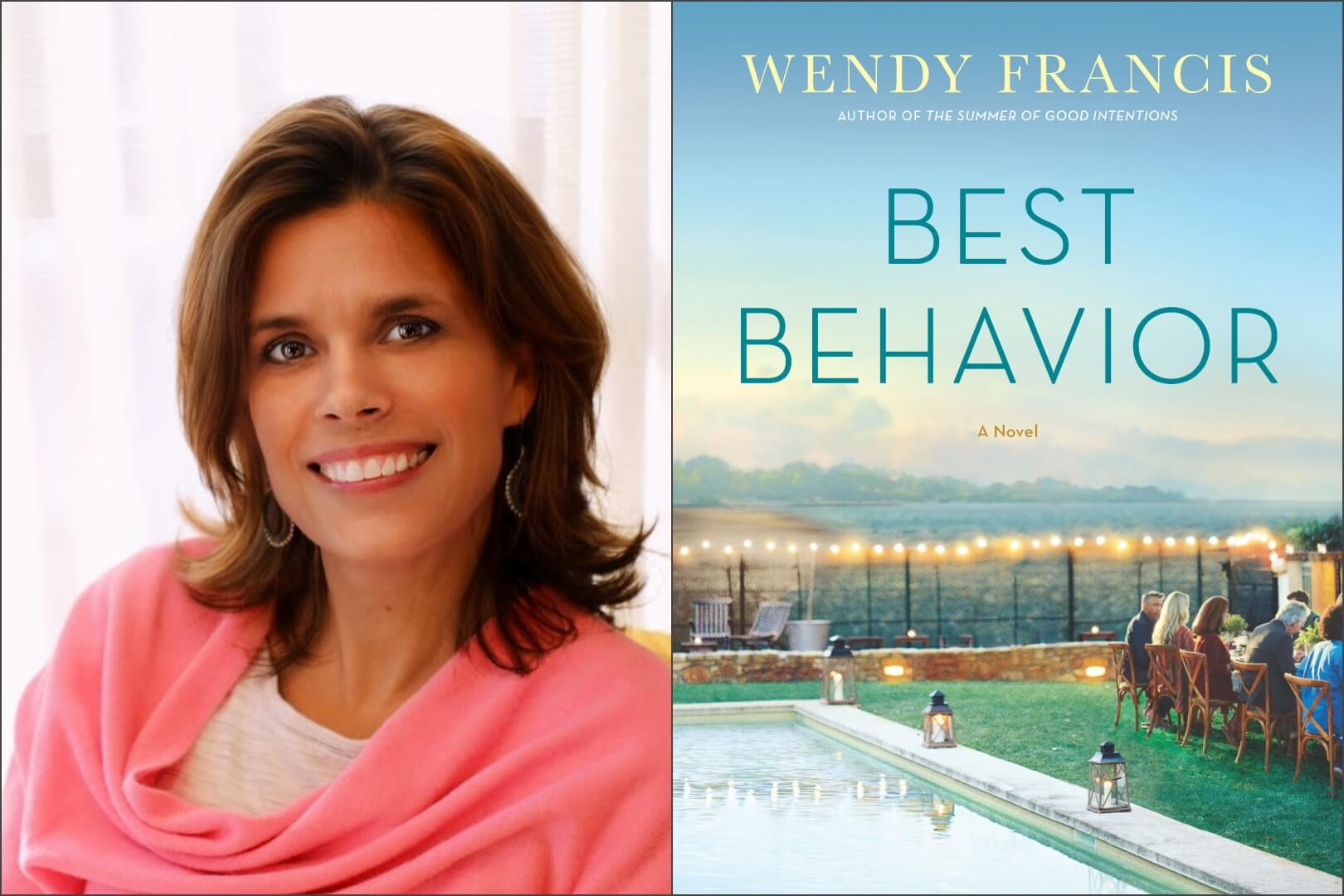 wendy francis interview - book club chat