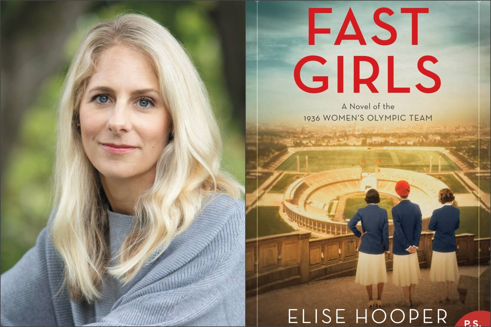 Elise Hooper interview - Book Club Chat