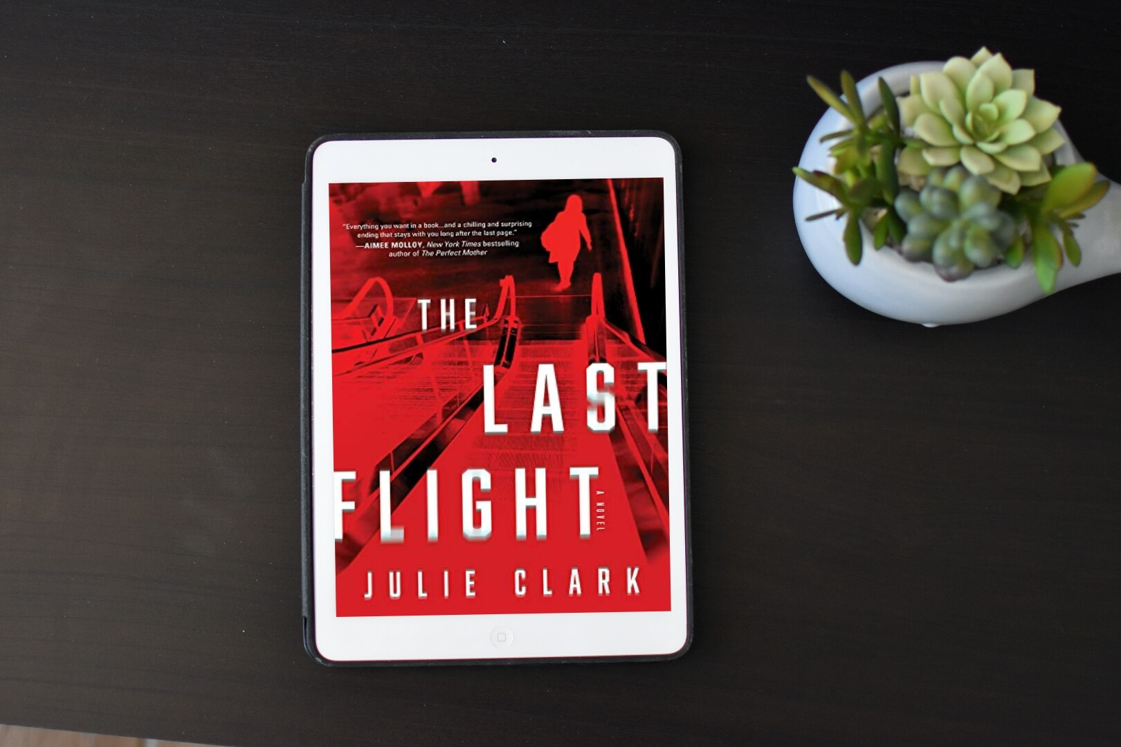 book review the last flight - book club chat