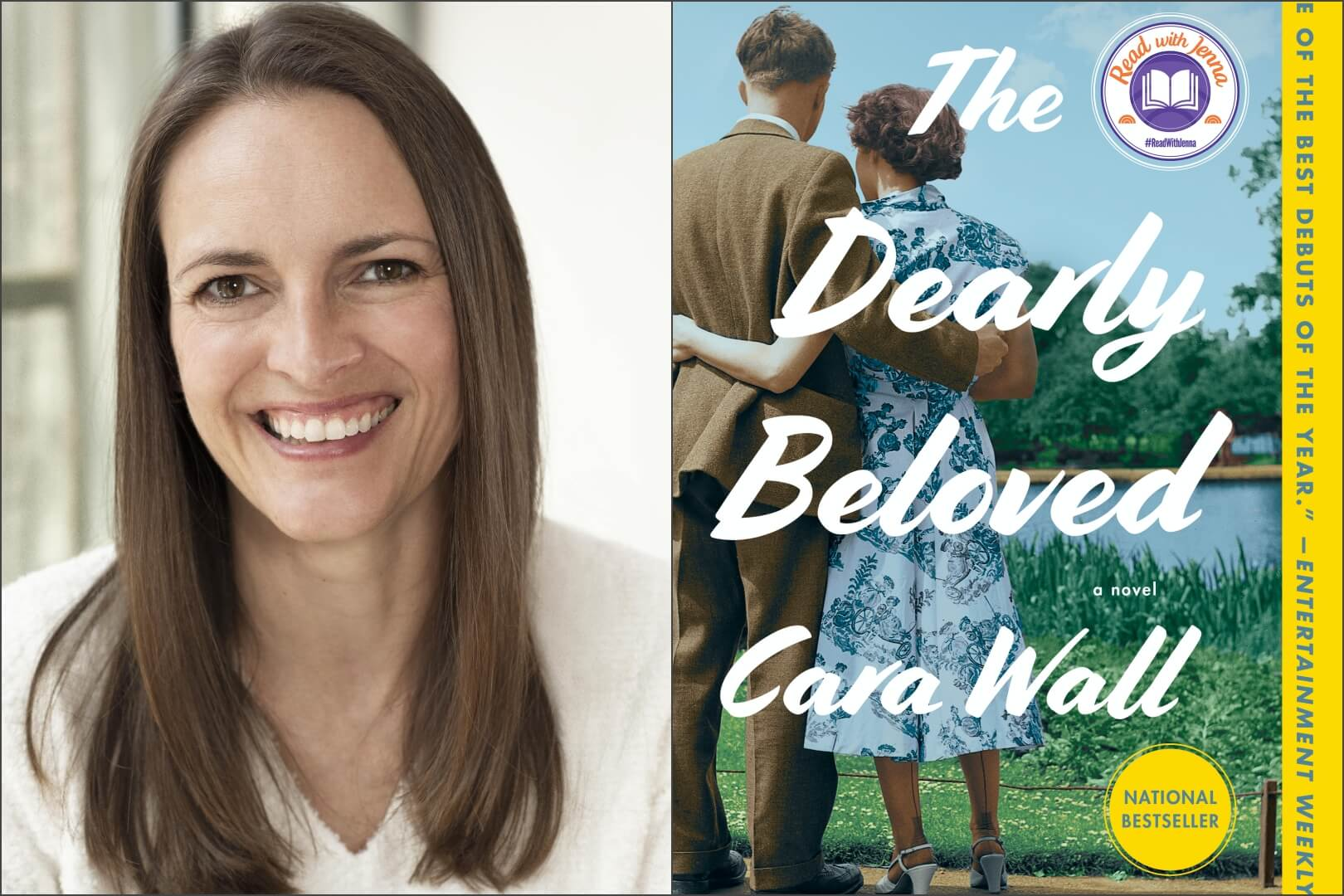 cara wall interview - book club chat