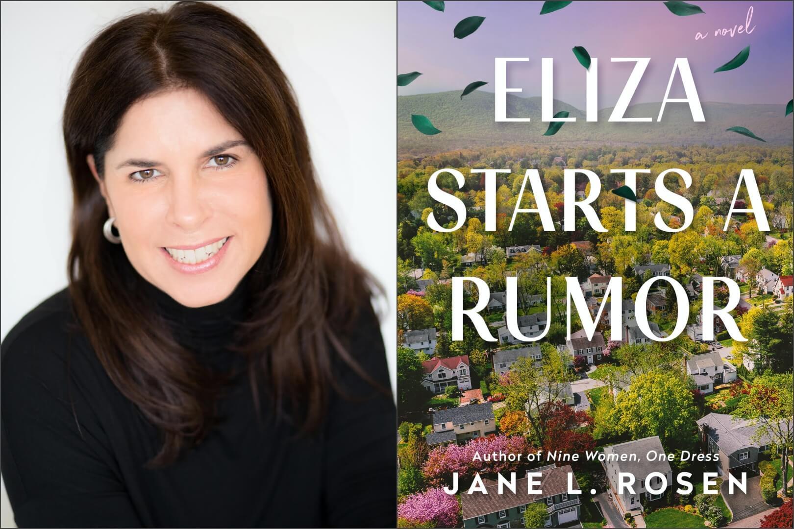 jane l rosen interview - book club chat