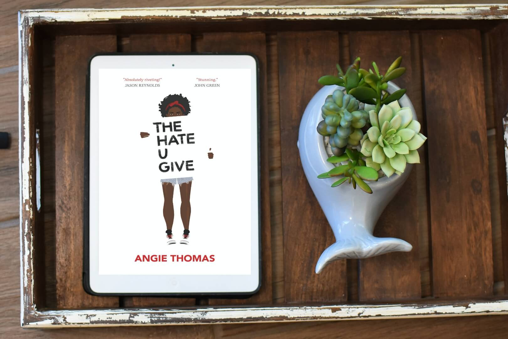 the hate u give book club questions - book club chat