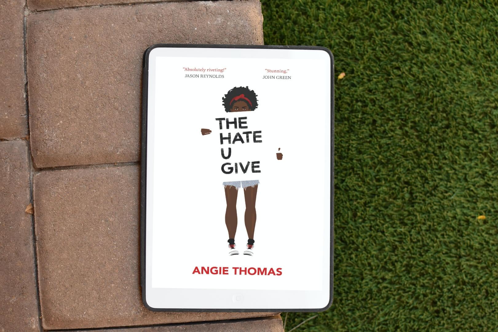 the hate u give review - book club chat