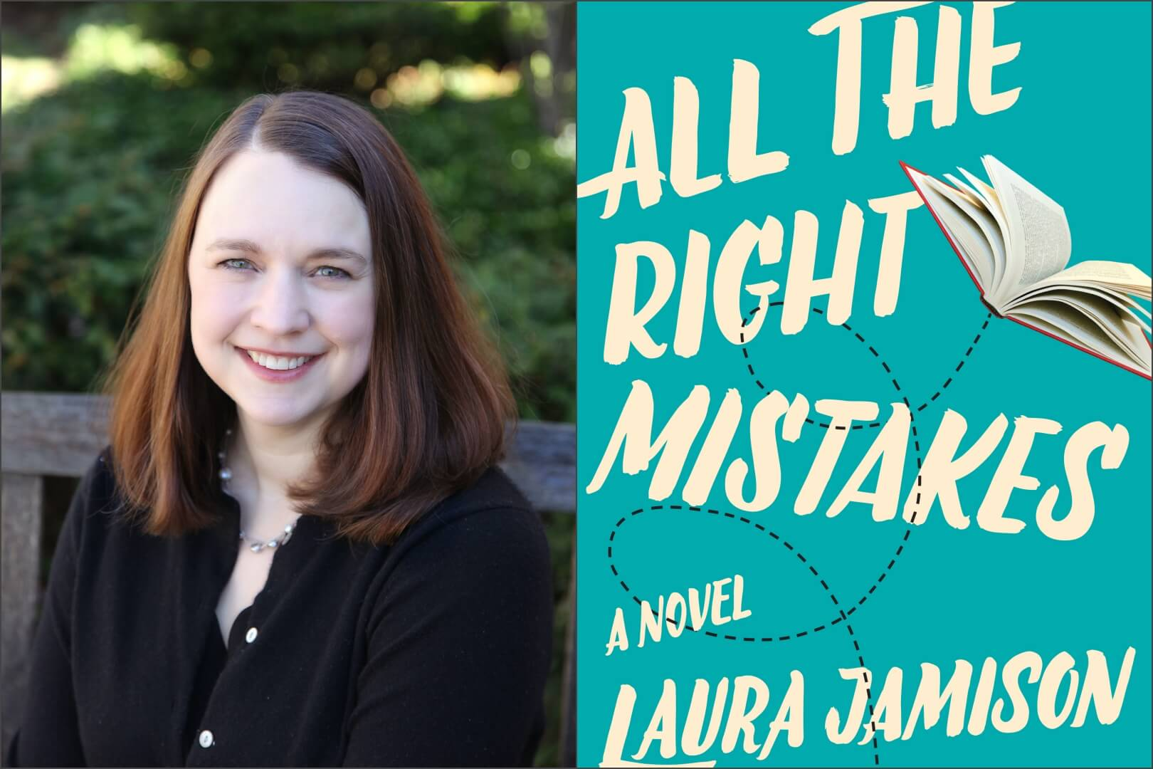 laura jamison interview - book club chat
