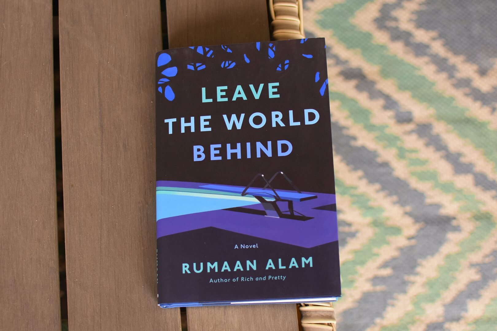 Review: Leave the World Behind by Rumaan Alam - Book Club Chat