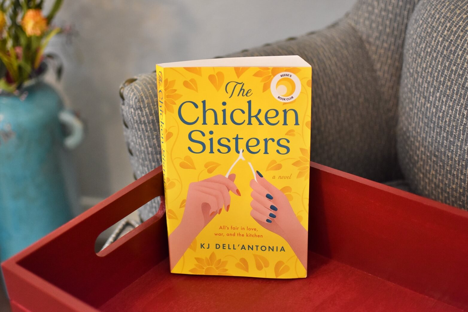 Book Club Questions for The Chicken Sisters by KJ Dell'Antonia ...
