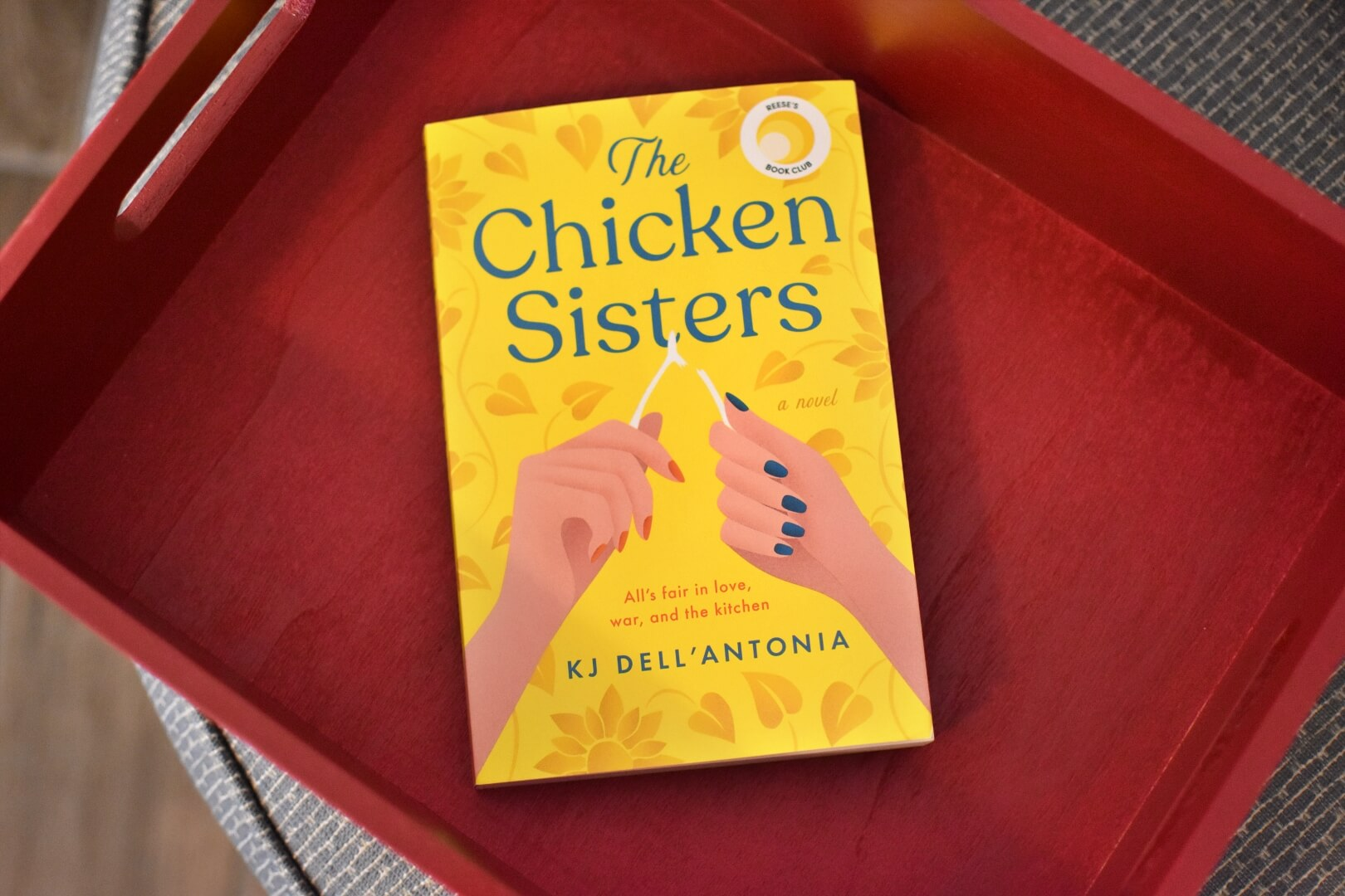 Review The Chicken Sisters by KJ Dell'Antonia   Book Club Chat